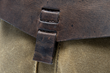 Outback Solo for MacBook Air—leather flap magnetic closure