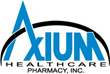 Axium Healthcare Pharmacy Logo