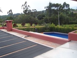 Ecuador Solar Pool Heater