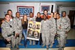 Stars of Warner Bros.' Revolution Volunteer with the USO and Support...