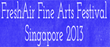 FreshAir Fine Arts Festival,The Luxe Museum Singapore,pianists,music,artists,international artists,painting,video,