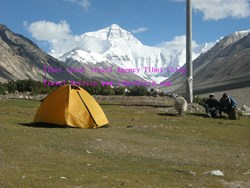 Local Tibet travel agency , Everest Base Camp trekking, Tibet adventure tour for 2014