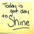 Shine on beautiful!