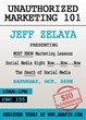 FIU AMA Presents UNAUTHORIZED MARKETING with Jeff Zelaya