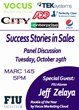 "FIU Sales Club Presents ""Success Stories in Sales"" with Jeff Zelaya"