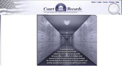 online court records how court records