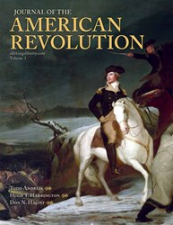 Journal of the American Revolution (book)