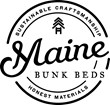 Maine Bunk Beds - Eco-Friendly & Non Toxic Bunks, Beds, and Lofts