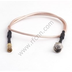 SMB Male TO F male Cable Assembly Jumper