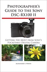 Book cover image for Photographer's Guide to the Sony DSC-RX100 II