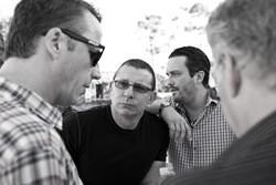 Marc Murphy, Robert Irvine, Fabio Viviani, Mark Summers