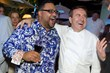 Kevin Spraga and Daniel Boulud at the Palm Beach Food & Wine Festival