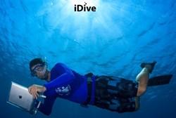 Underwater iPad: iDive