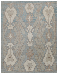 Revival Ikat Rug from Caravan's Traditional Rugs Collection