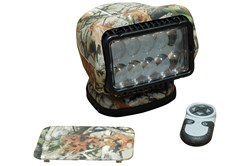 Larson Electronics Releases Magnetic Mount Camouflage LED Golight Stryker