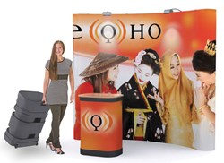 Pop up display and exhibition stand