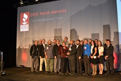 Swingle Lawn Tree and Landscape Care - Denver Boulder Colorado BBB Torch Award - Team