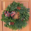 Wreath, Christmas Wreath, Holiday Decorations