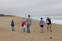 Seaside Vacations NC Big Sweep Outer Banks Beach Cleanup