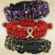 PinMart Introduces Paracord Bracelets to Its Line of Stock and Custom...