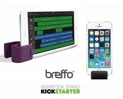 Breffo Gumstick on Kickstarter