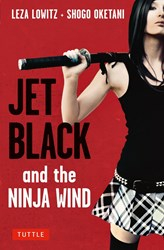 Cover: Jet Black and the Ninja Wind