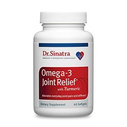 Omega-3 Joint Relief Turmeric