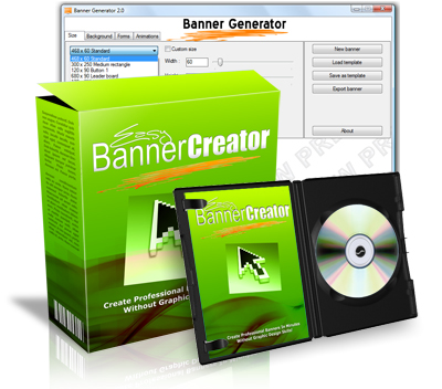 Easy banner creator is a banner design software program for Easy blueprint software