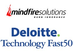 Mindfire Solutions wins Deloitte Technology Fast50 India