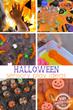 Halloween sensory