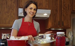 Amy Butchko teaches cooking and wellness classes