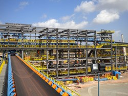 "World""s Highest Capacity Belt Conveyor"