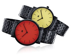 SOB Watches with Steel Bracelets