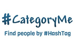 social networking by Hashtag or Category