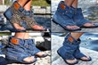 Dani.K Jeans Sandal Boots Reviews Pouring in After Being Featured on...