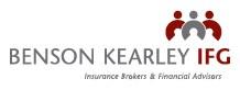Benson Kearley IFG logo