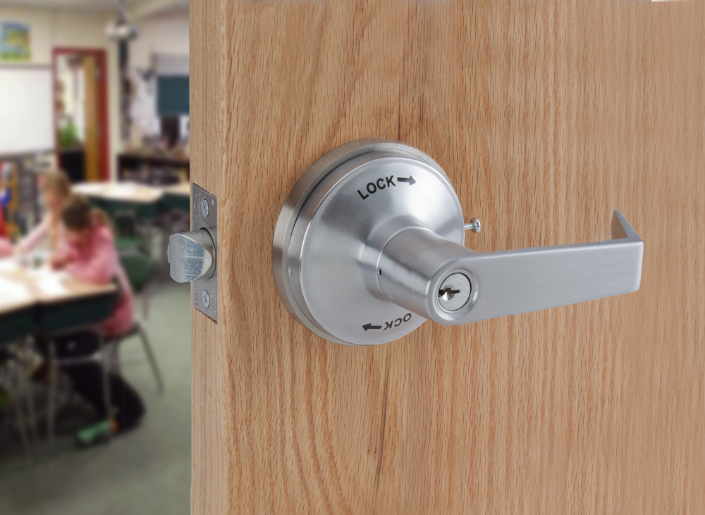 Classroom Door Lock Amp Safely Bring A Class Into Any Room