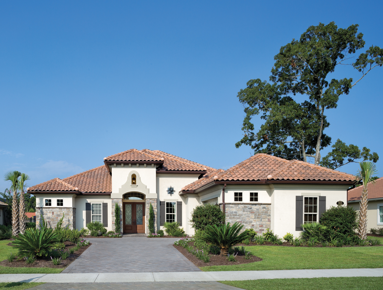 New arthur rutenberg homes model opened in myrtle beach for Custom home plans florida
