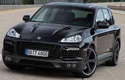porsche cayenne wheels