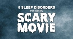Five Scary Sleep Disorders Featured in Latest BedEd Article
