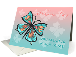 Mother-in-law Cards