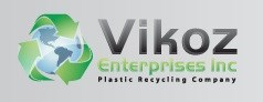 Vikoz plastic recyclers | www.vikoz.com | To learn more about plastic recycling with Vikoz, visit their website at www.vikoz.com.