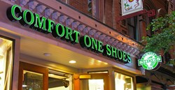 Local Family Built Shoe Store Comfort One Shoes