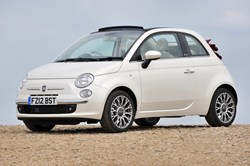 Fiat 500 Car Review