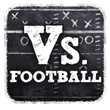 Vs Footbal icon - by Engage Mobile