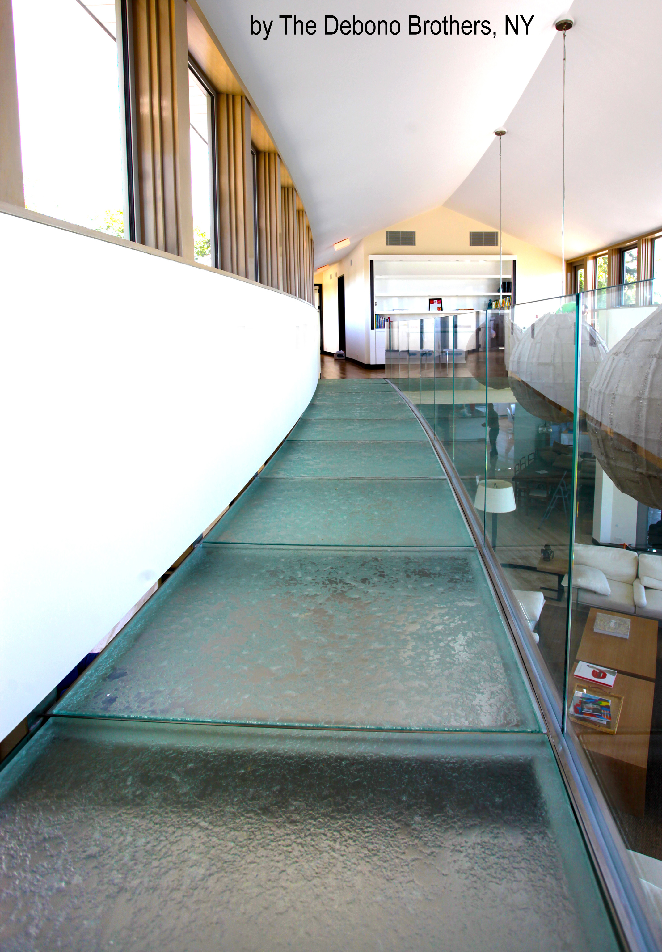 Glass Floors And Glass Bridges Now Offered By Thinkglass