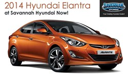 2014 Hyundai Elantra at Savannah Hyundai, GA