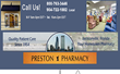 Preston Pharmacy and Home Medical Launches E-Commerce Website