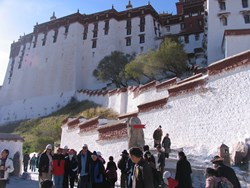Tibet is at its most authentic in winter. It is the best time to experience local culture.