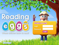 Reading eggs where children learn to read